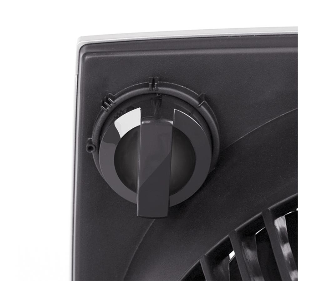 Vornado Ventilator smart schwarz günstig kaufen Einstellungen