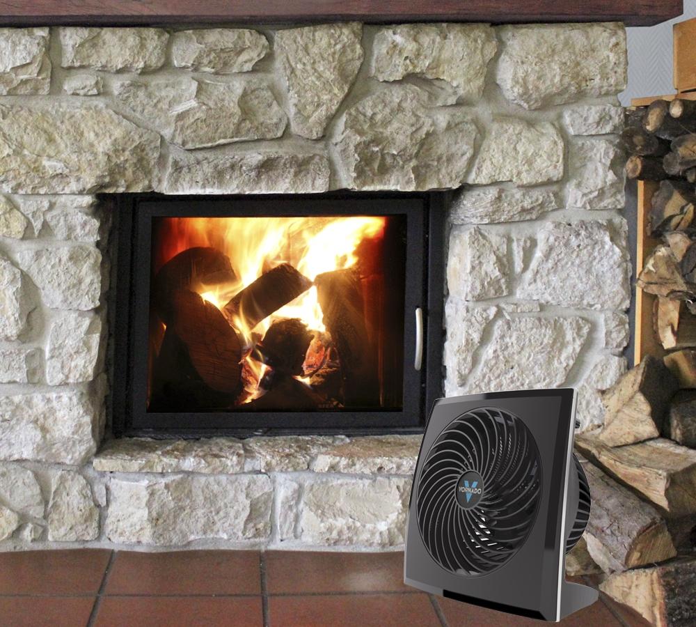 Vornado Ventilator smart schwarz günstig kaufen Wohnzimmer
