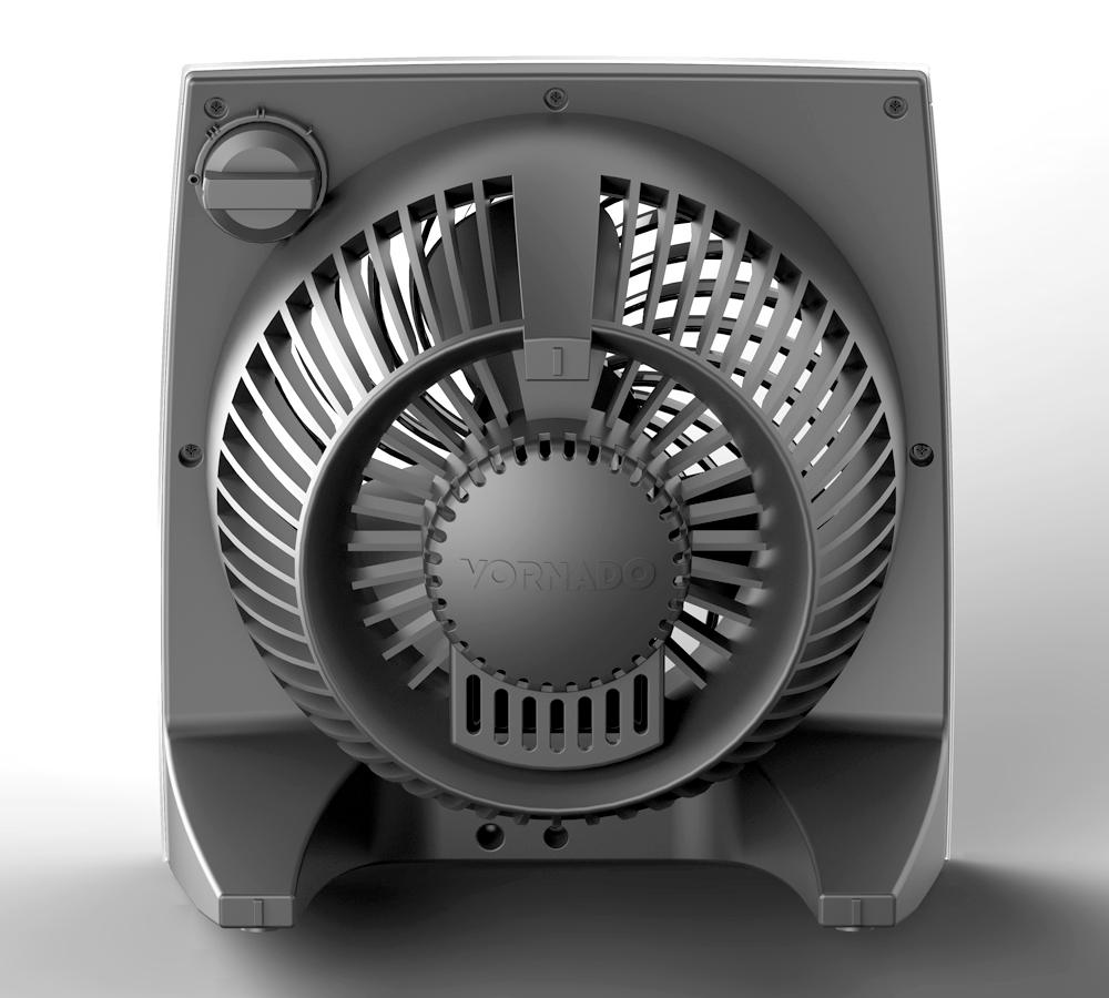 Vornado Ventilator smart schwarz günstig kaufen