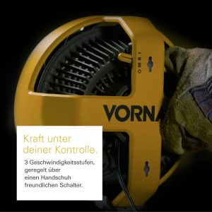 Standventilator Rückseite Vornado
