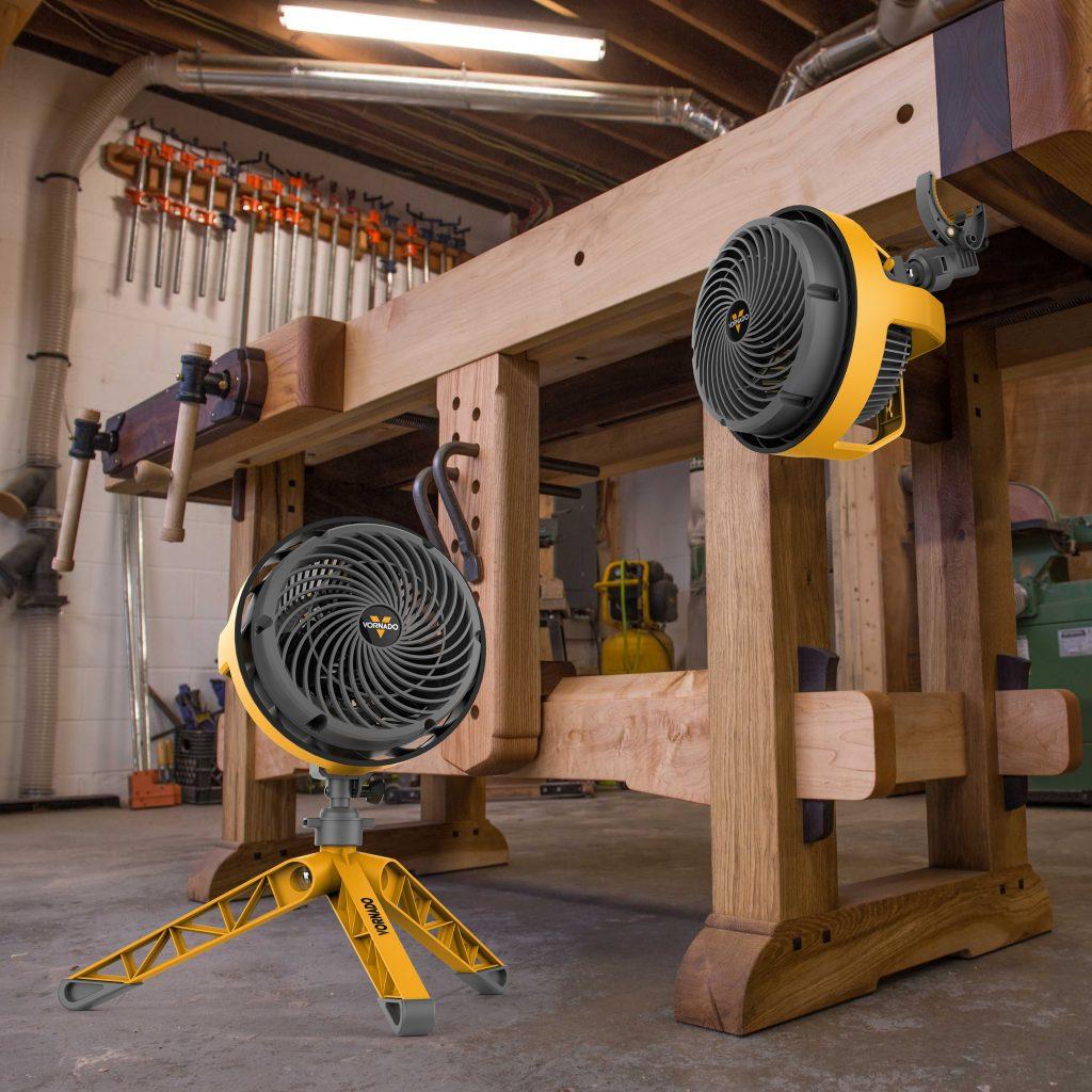 Ventilator Werkstatt klein